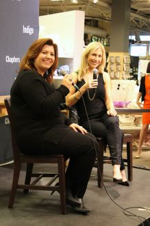 Emily Giffin and Angela Knight